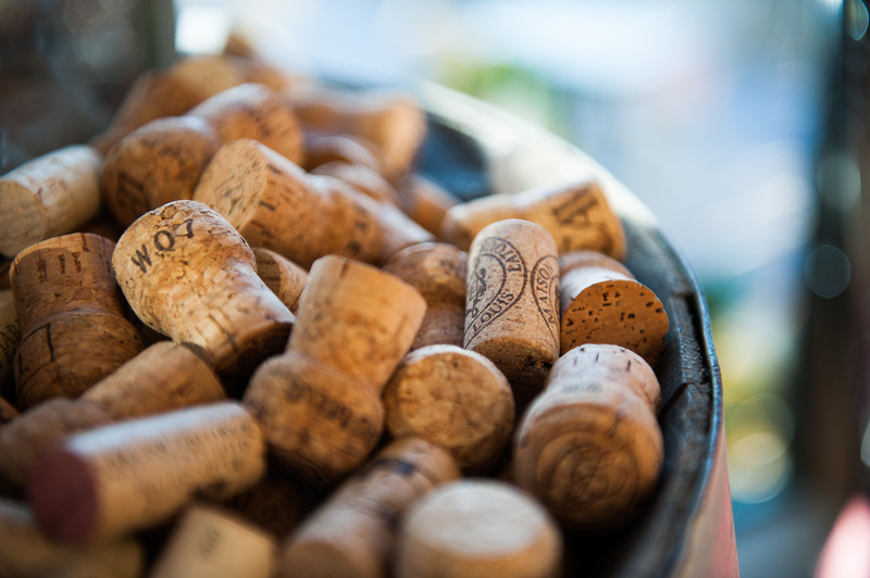 La Mare vineyards corks