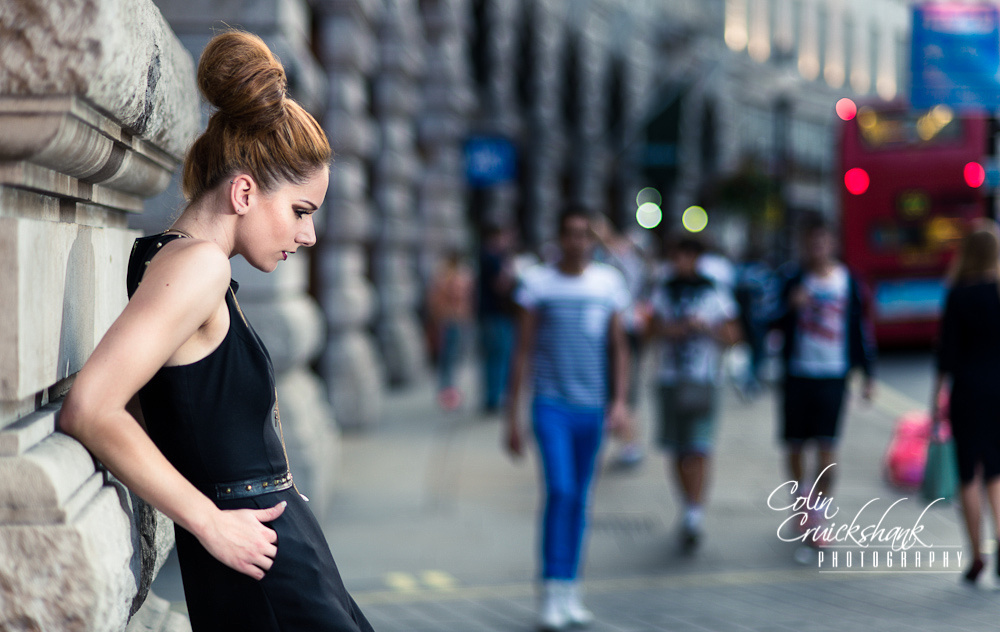 Colin Cruickshank Photography London Fashion Shoot